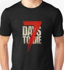 Blood Days Unisex T-Shirt
