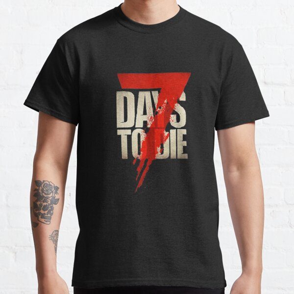 Blood Days Classic T-Shirt