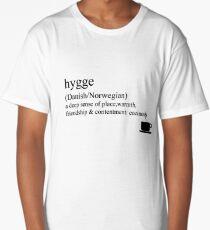 Hygge- Danish/Norwegian, Statement Tees & Accessories Long T-Shirt