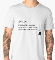 Hygge- Danish/Norwegian, Statement Tees & Accessories Men's Premium T-Shirt