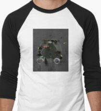 cool sketch 76 Men's Baseball ¾ T-Shirt