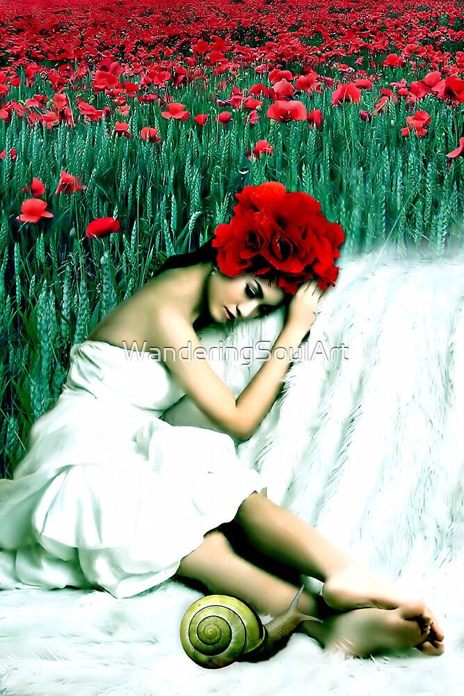 Poppies Memories by WanderingSoulArt