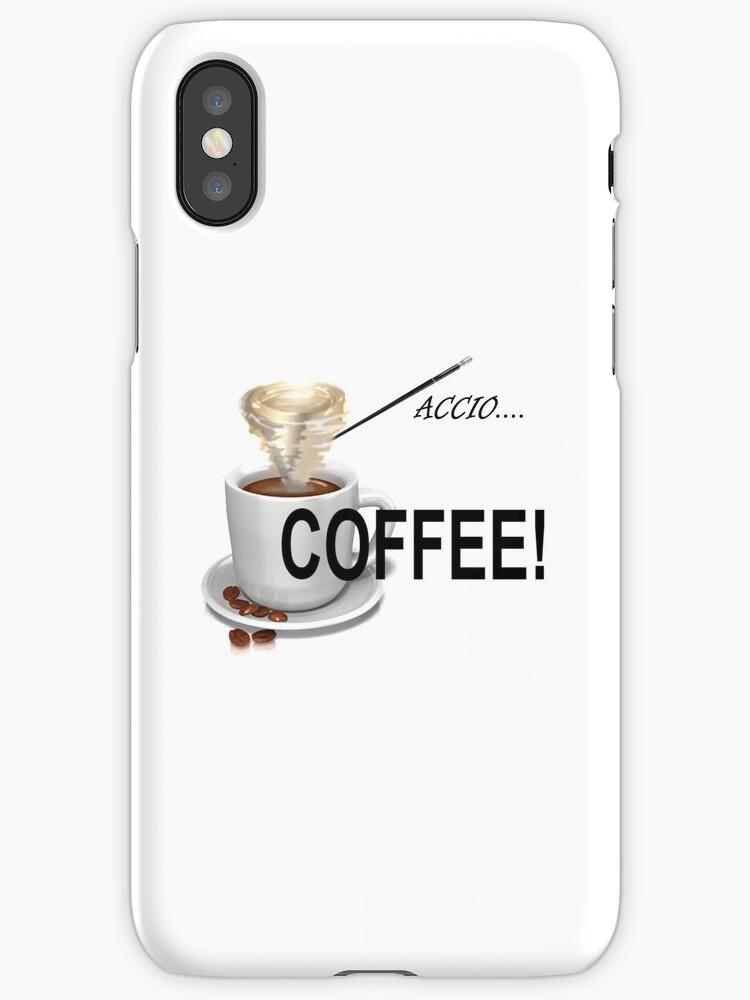 Summon Your Caffeine! by KallynDe