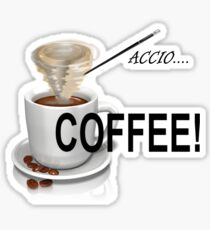 Summon Your Caffeine! Sticker