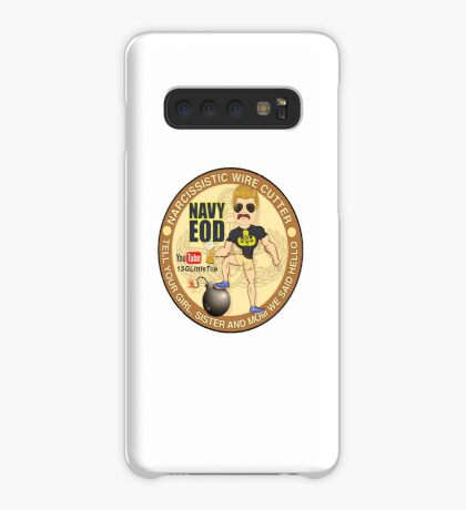 Navy EOD - Tell your girl we said hello Case/Skin for Samsung Galaxy