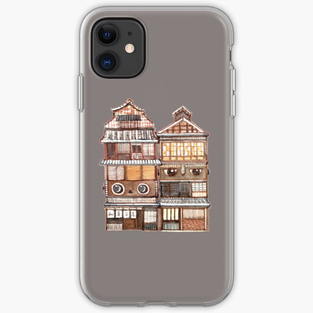 Robot House  iPhone Case & Cover