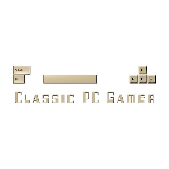Classic PC Gamer by CCCDesign