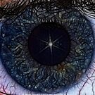 Blue Eye by Virginia N. Fred