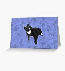 Fritz  Greeting Card