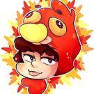Turkey Tyler by darkmagicswh
