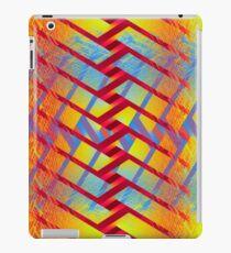 Folding colors iPad Case/Skin