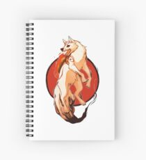 Amaterasu Spiral Notebook