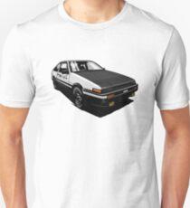 Initial D Toyota AE 86 Trueno T-Shirt