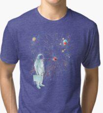 open workspace Tri-blend T-Shirt