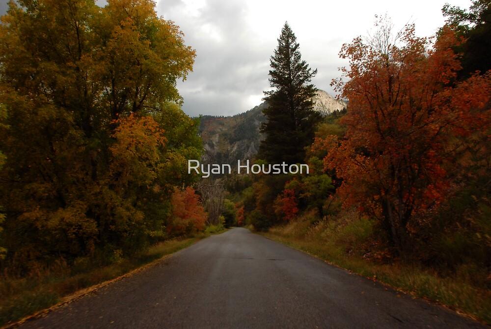 Alpine Loop Road by Ryan Houston