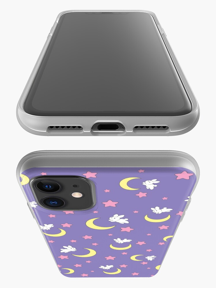 Alternate view of Rabbit of the Moon iPhone Case & Cover