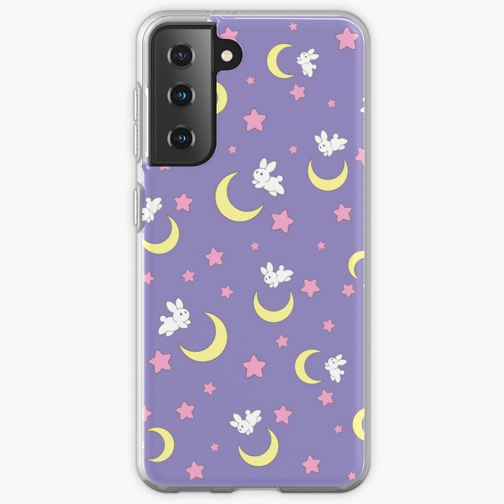 Rabbit of the Moon Case & Skin for Samsung Galaxy