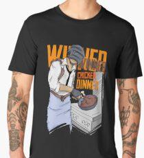 PUBG - Winner, Winner Chicken Dinner Merchandise Men's Premium T-Shirt