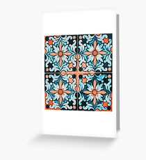 Floral Utopia Greeting Card