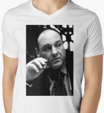 Tony Men's V-Neck T-Shirt