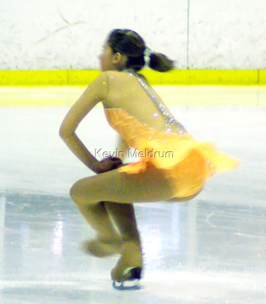 On Ice by Kevin Meldrum