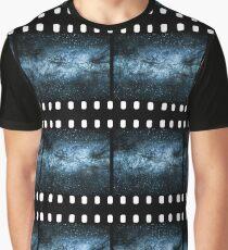 Tiefes Universum Grafik T-Shirt
