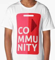 VidCon - Community Bag Long T-Shirt