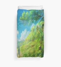 ANIME STUDIO GHIBLI THE LORD OF THE RINGS Duvet Cover