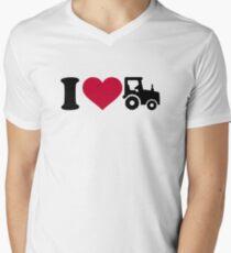 I love Tractor T-Shirt