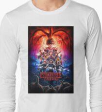 STRANGER THINGS POSTER 2 T-Shirt
