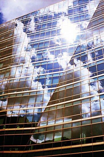 Skyscraper  by Tomasz-Olejnik