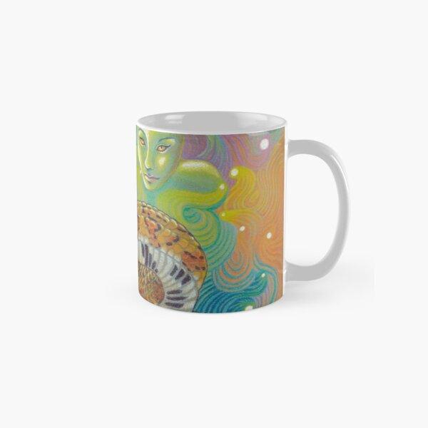 Serpent Goddess, Snake Art Classic Mug