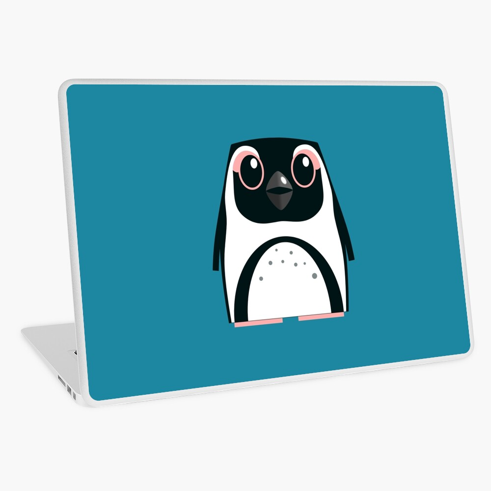 African Penguin - 50% of profits to charity Laptop Skin