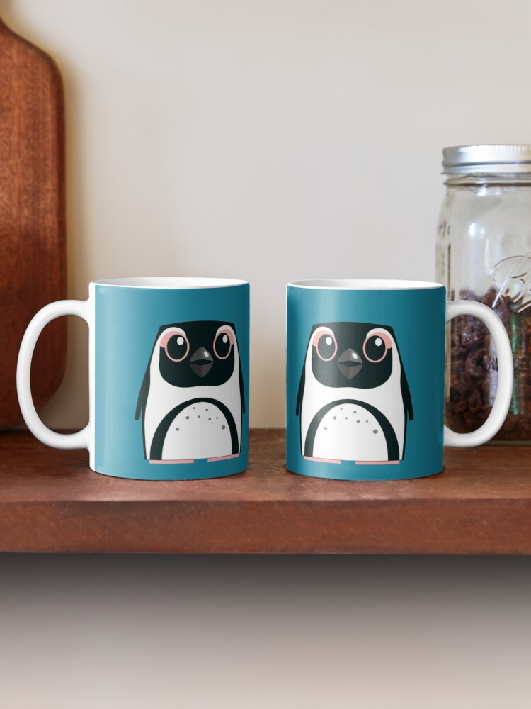 Alternate view of African Penguin - 50% of profits to charity Mug
