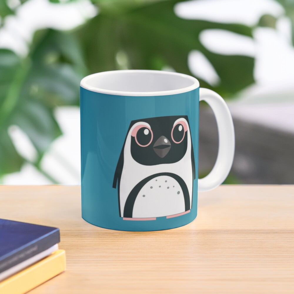 African Penguin - 50% of profits to charity Mug