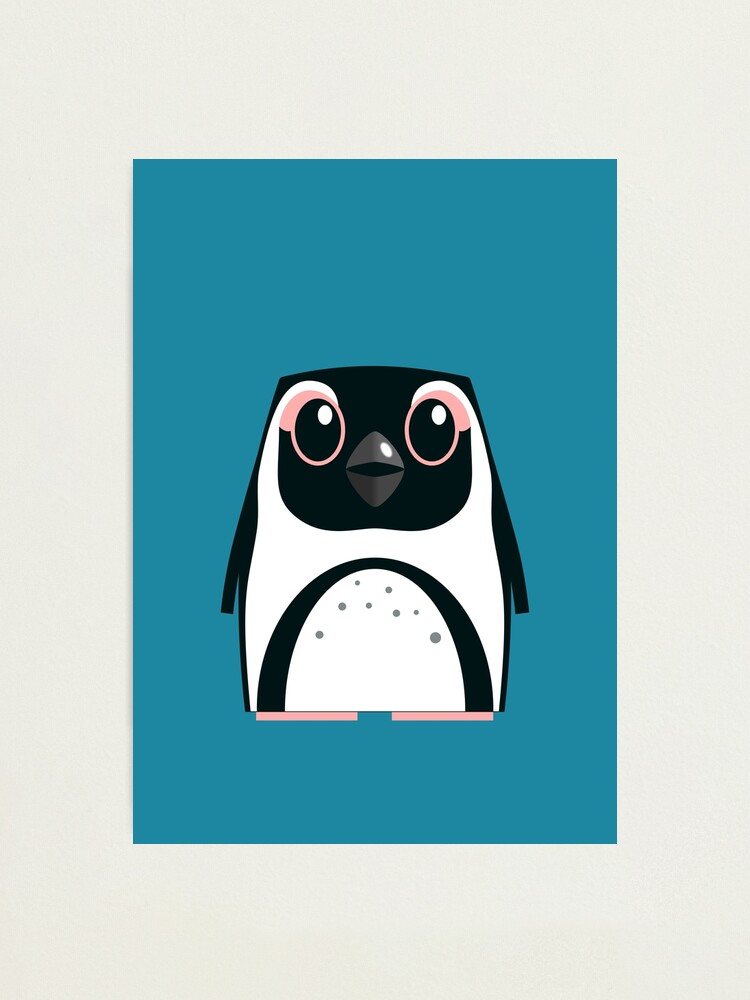 Alternate view of African Penguin - 50% of profits to charity Photographic Print