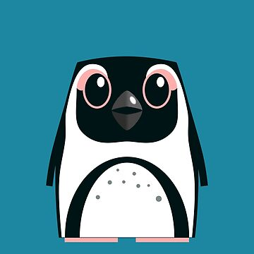 African Penguin - 50% of profits to charity by adorman