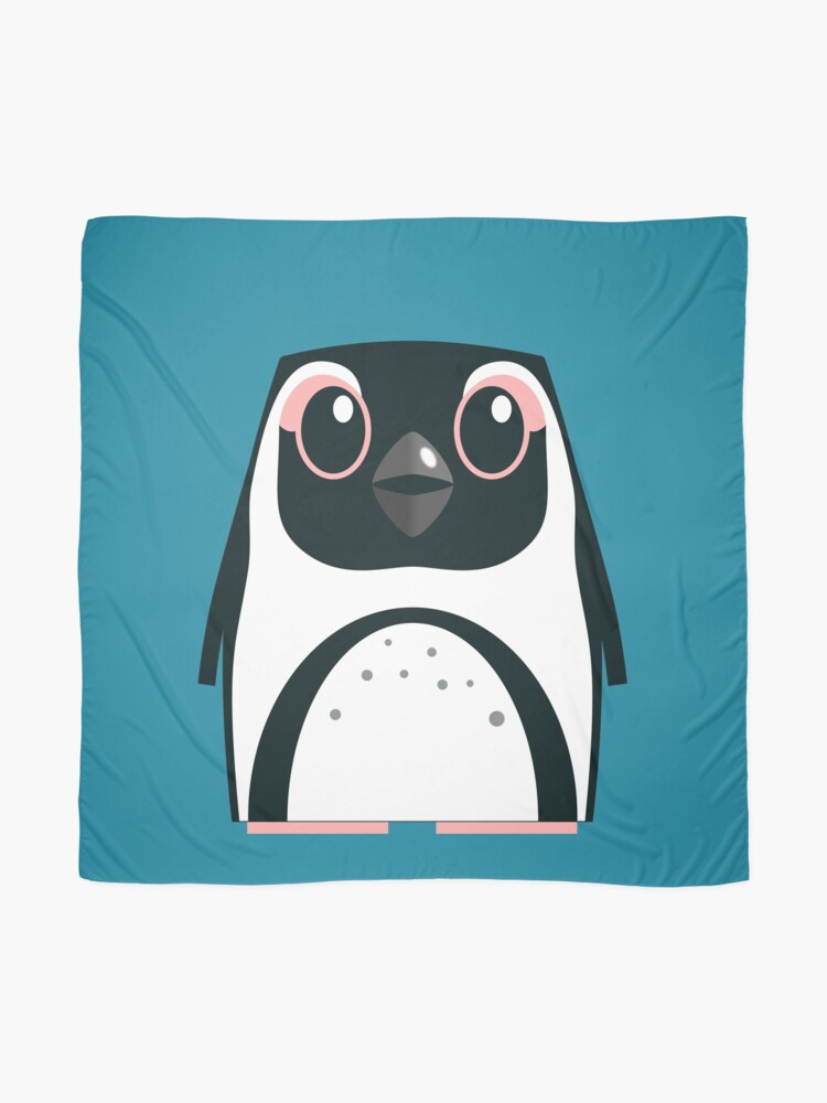Alternate view of African Penguin - 50% of profits to charity Scarf