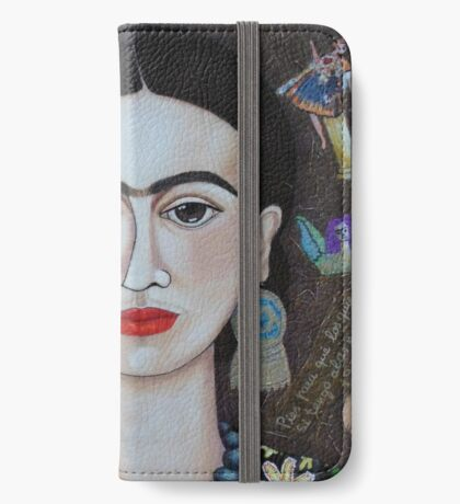 Frida thoughts  iPhone Wallet