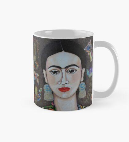 Frida thoughts  Mug