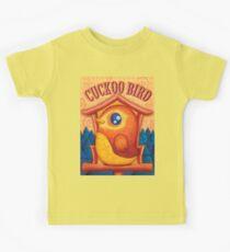 Cuckoo Bird Kids Tee