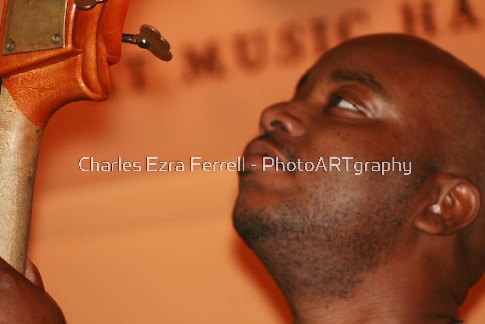 Bass Upward by Charles Ezra Ferrell - PhotoARTgraphy