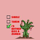 Funny Zombie tshirt by Banshee-Apps