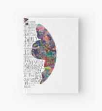 Us Against The World Hardcover Journal