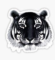 Friendly Tiger  Sticker