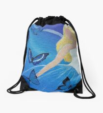 HOPE RISING  Drawstring Bag