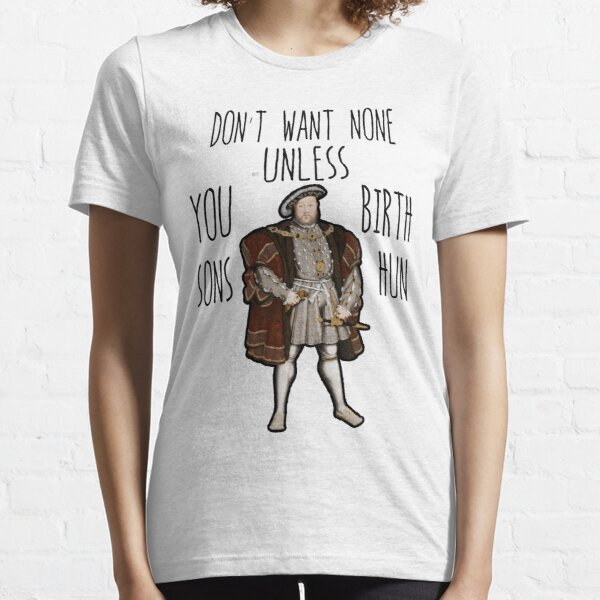 King Henry VIII Essential T-Shirt