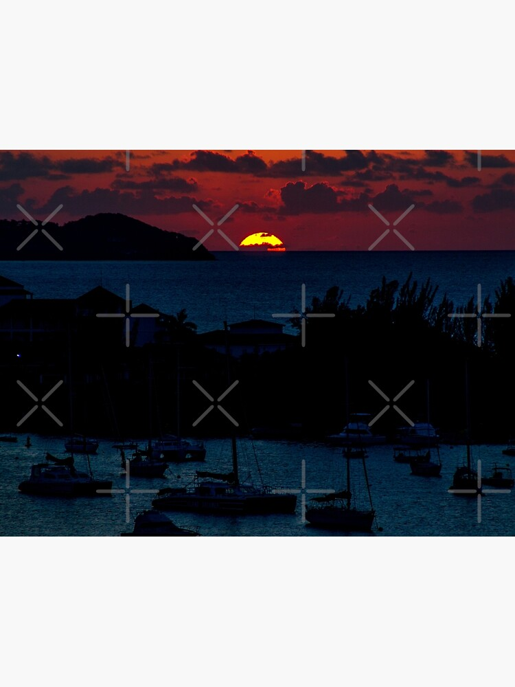 Jamaica Sunset by fabiosola