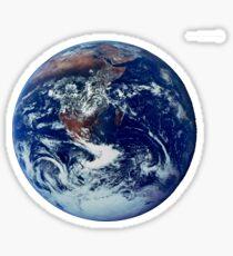 Planeta tierra Sticker