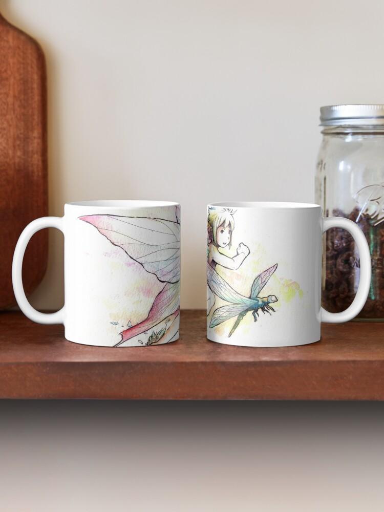 Alternate view of The Swift Fairy Mug